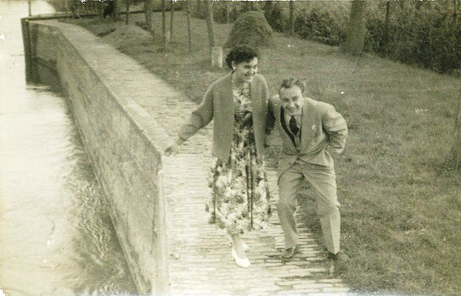 Nadezda Riznic i Vladimir Mucenski